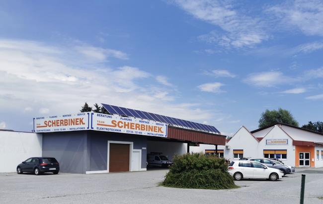 Scherbinek Elektroinstallationen GmbH