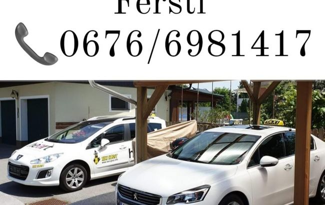 Taxi Horst Ferstl