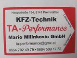KFZ Technik TA-Performance Mario Milinkovic GmbH