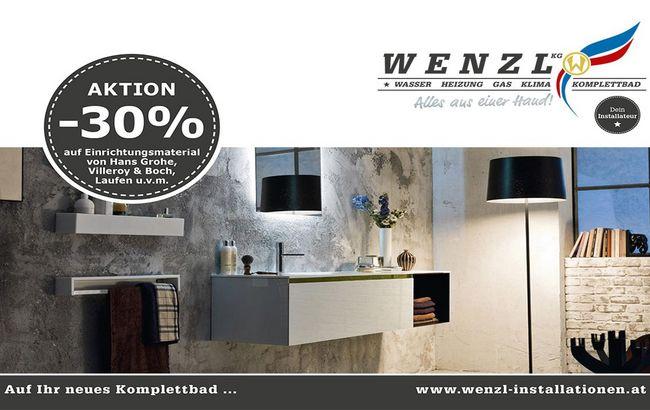 Wenzl - Installationen